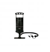 Inflador Prático Bomba De Ar Manual Colchão Piscina - Mor
