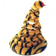 Kit 5 unidades do Brinquedo Joao Bobo Para Gatos + 5 unidades do Brinquedo Túnel Para Gato - Chalesco