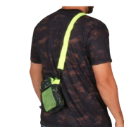 Mini Shoulder Bag Camuflada Neon Bolsa Lateral Pochete Wg