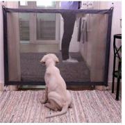 Proteção De Portas Tela Grade Redinha Em Nylon Cães Bebe