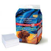 Tapete Higiênico para Cães 50 Unidades - Chalesco