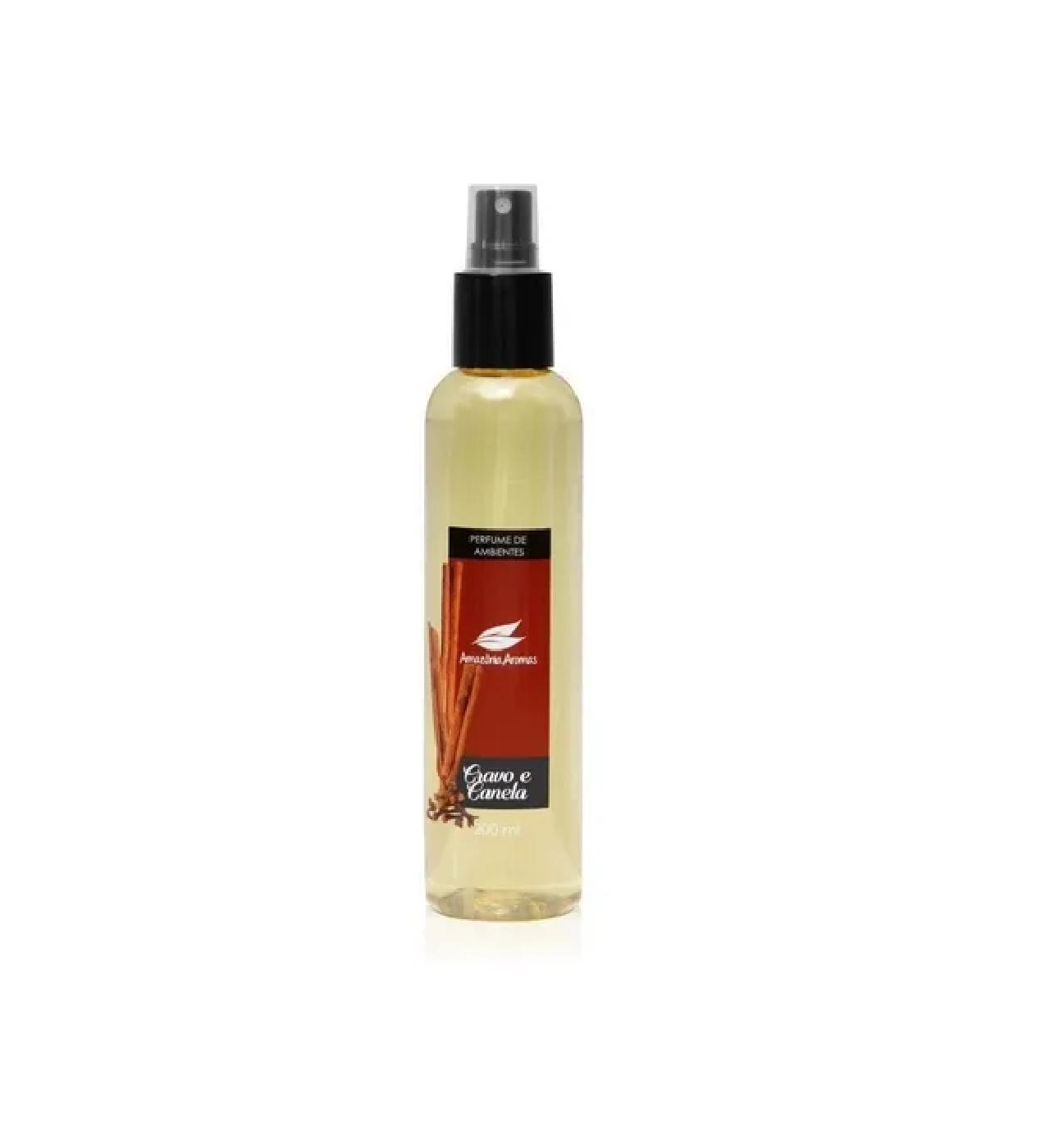 Aromatizador Perfume Ambiente Cheirinho Casa Carro 200ml Amazônia
