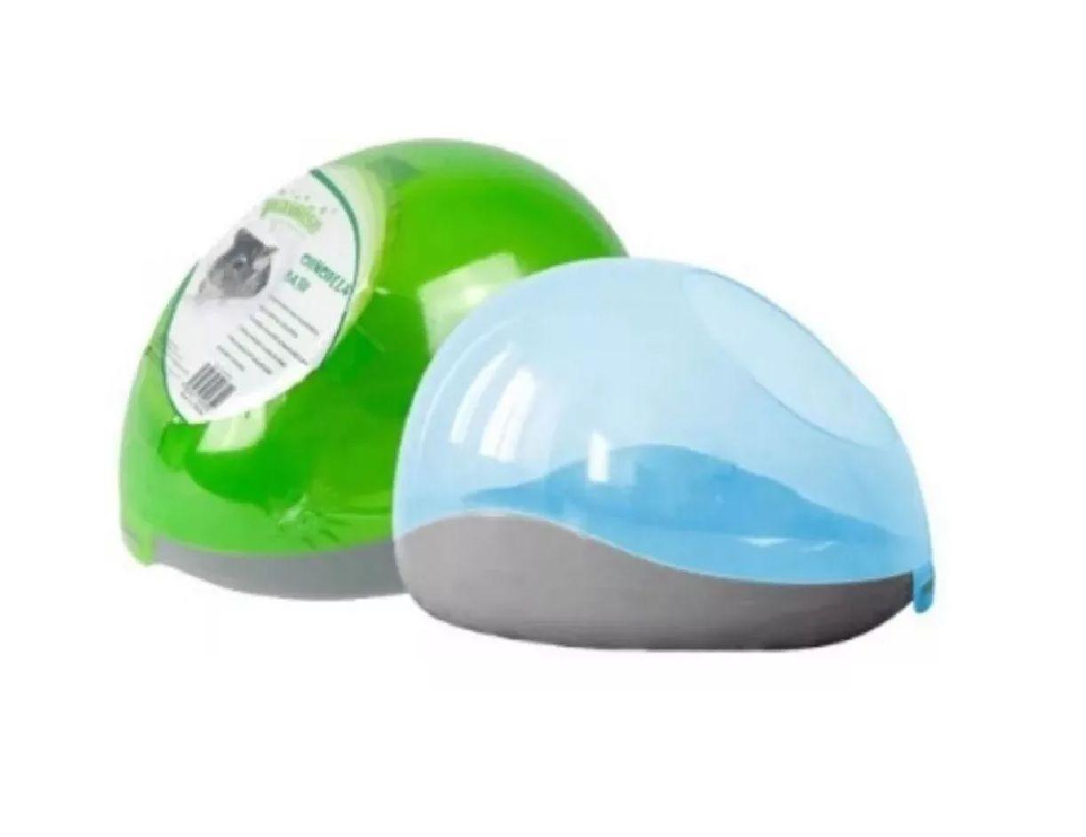 Banheiro Higiênico Para Hamster Verde - Pawise