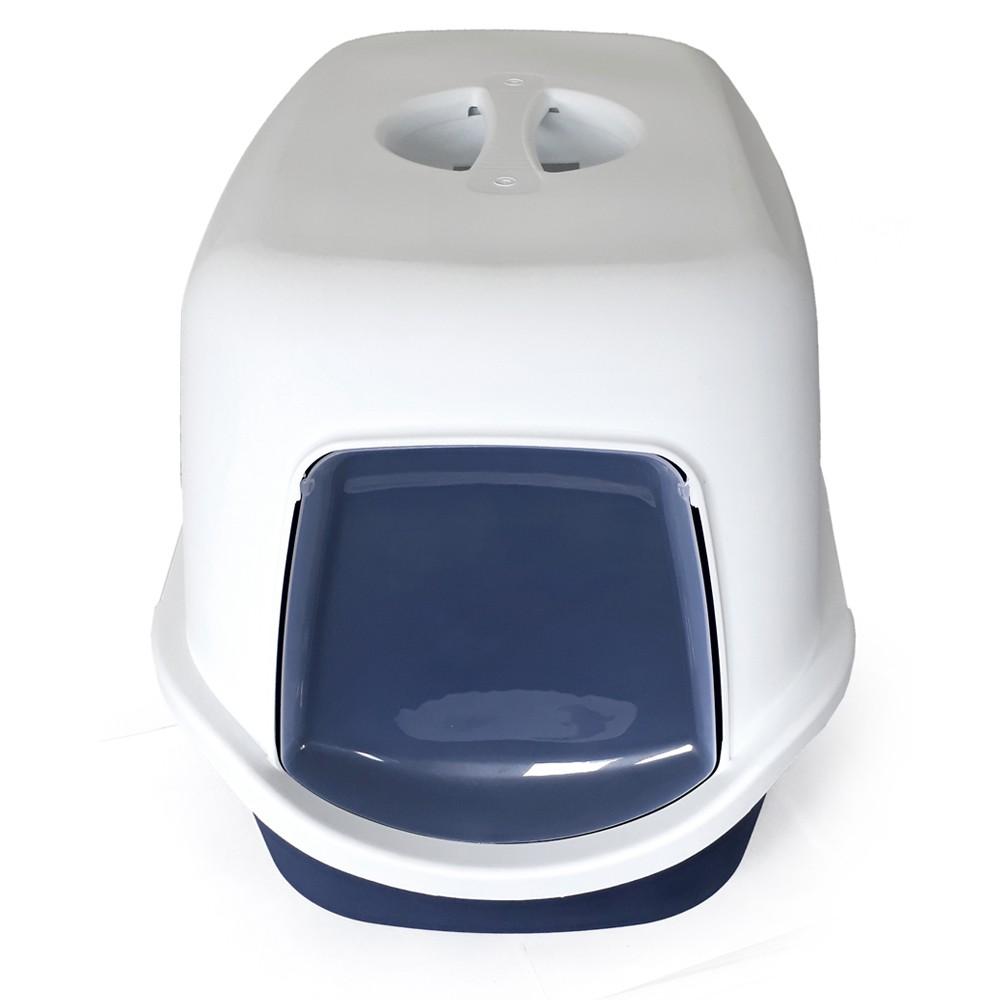 Banheiro para Gatos - Bandeja com Filtro