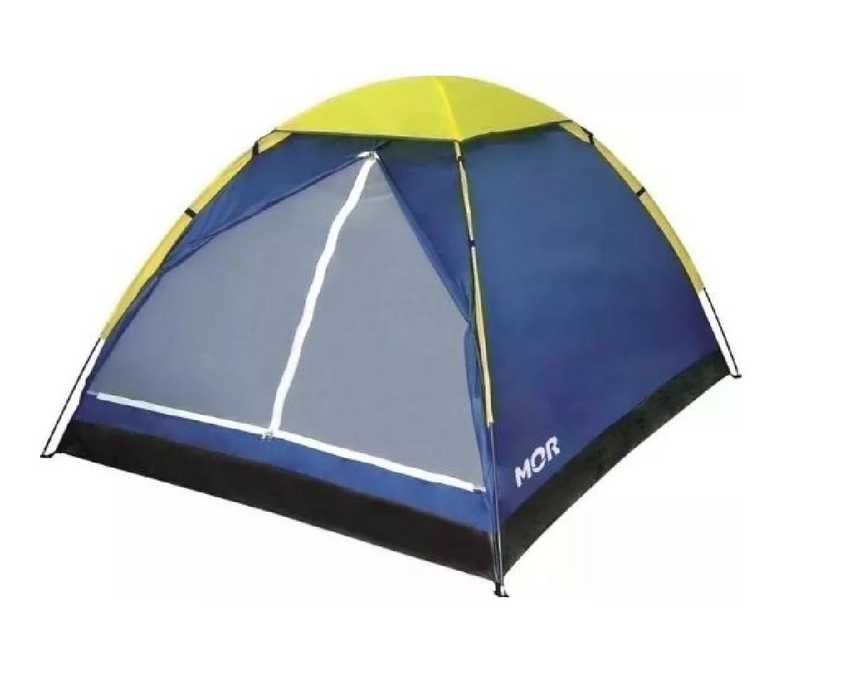 Barraca De Camping Iglu 3 Pessoas - Mor