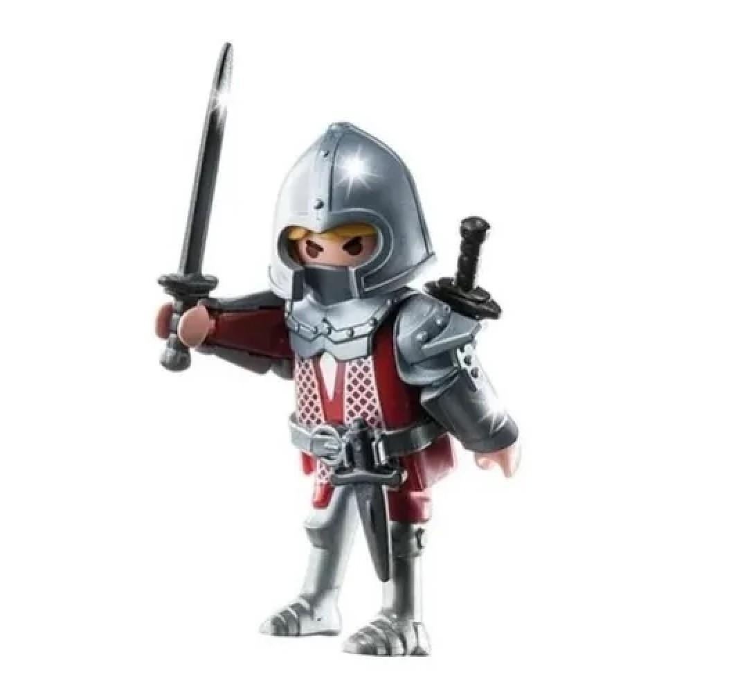 Boneco Cavaleiro de Ferro Playmobil Playmo-friends Meninos - Sunny