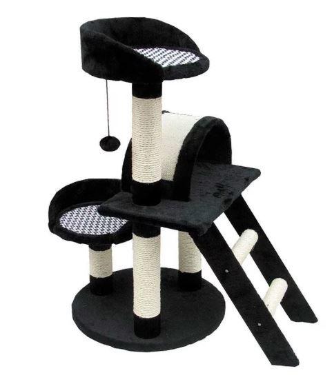 Brinquedo Arranhador Elegance para Gatos - Chalesco