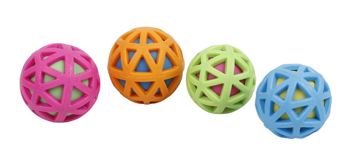 Brinquedo Bola de Borracha Puff - American Pets