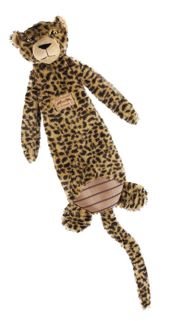 Brinquedo de Pelúcia Leopardo Soft para Cães - American Pets