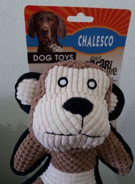 "Brinquedo de Pelúcia ""Macaquinho Gold"" - American Pets"