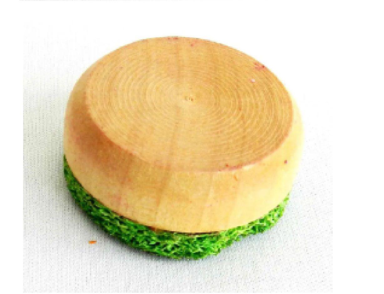 Brinquedo Mordedor para Roedor Madeira e Bucha n1 - Pawise