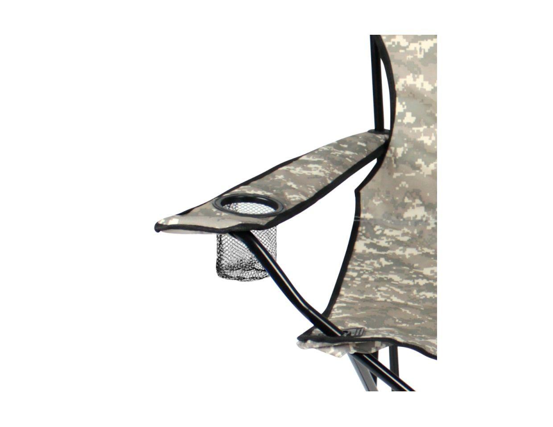 Cadeira de Camping Pesca Araguaia Comfort Max 150 kg - Belfix