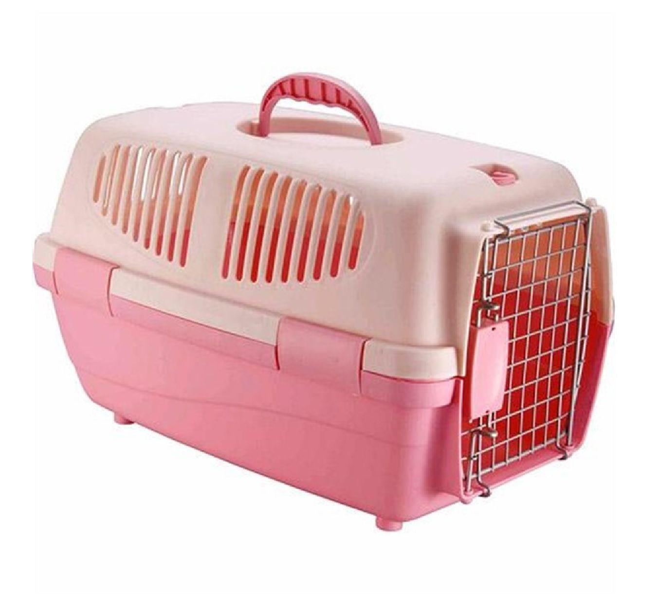 Caixa de Transporte Gulliver - N1 - Rosa