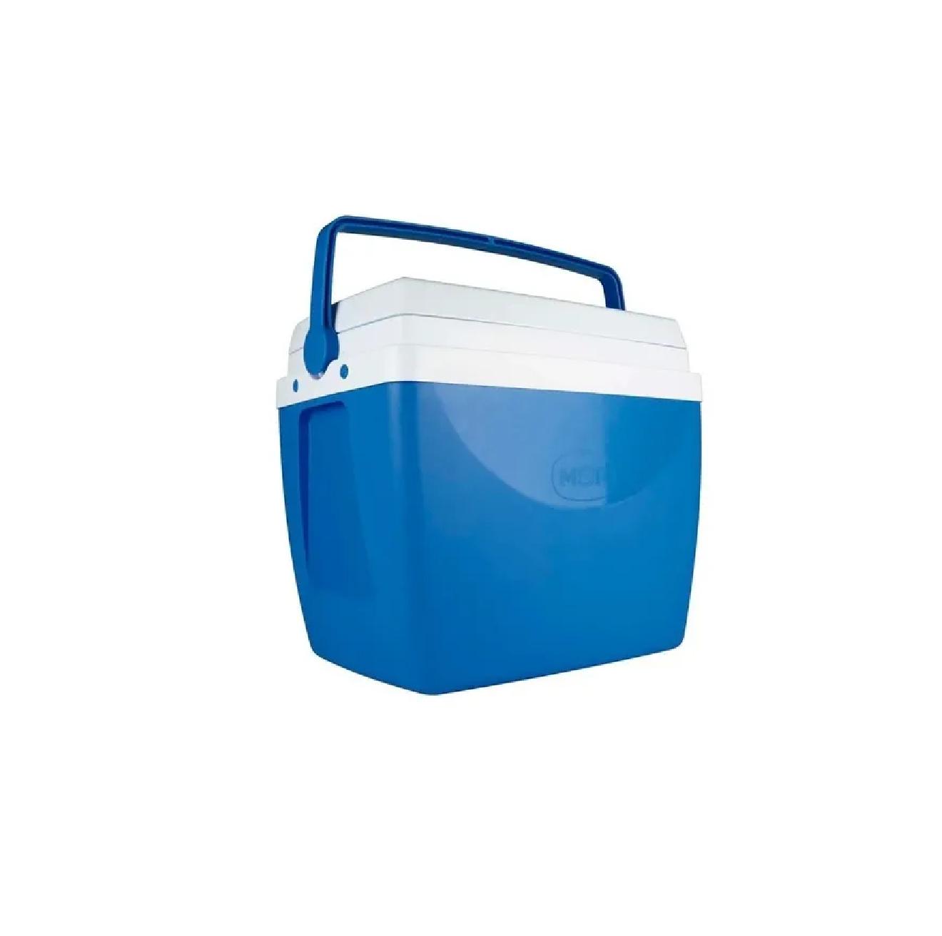 Caixa Térmica Cooler 34L Azul - MOR