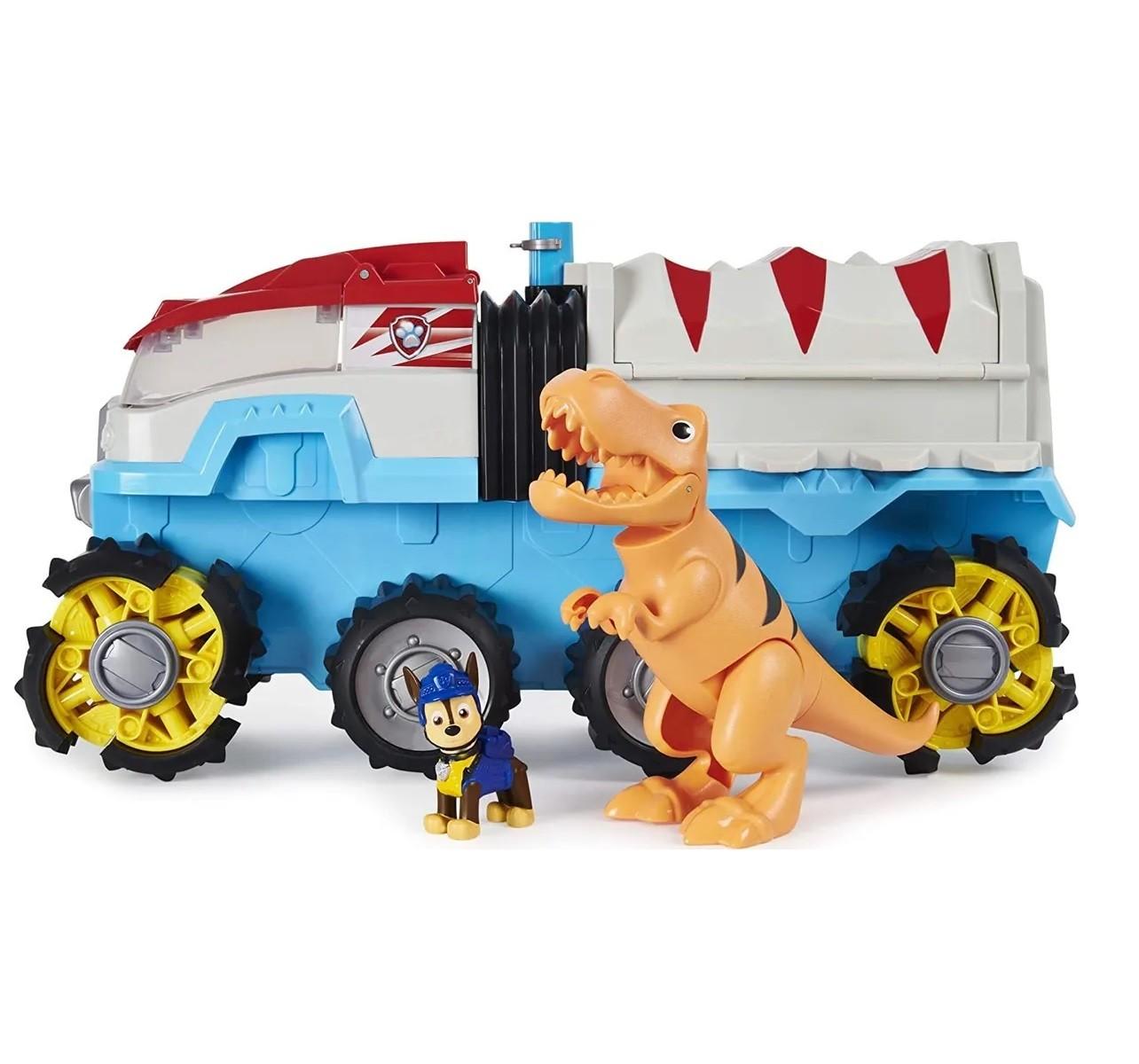 Carro Dino Team Rescue Regate Patrulha Canina - Sunny
