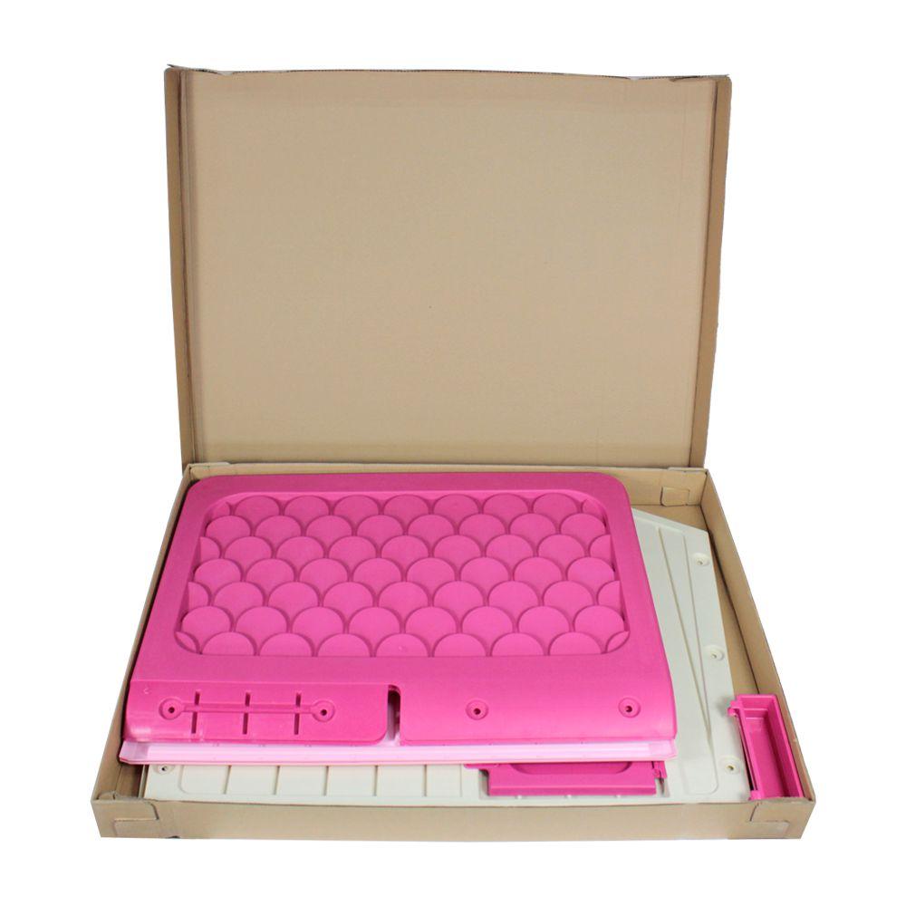 Casinha Infantil De Brinquedo Pink - Belfix