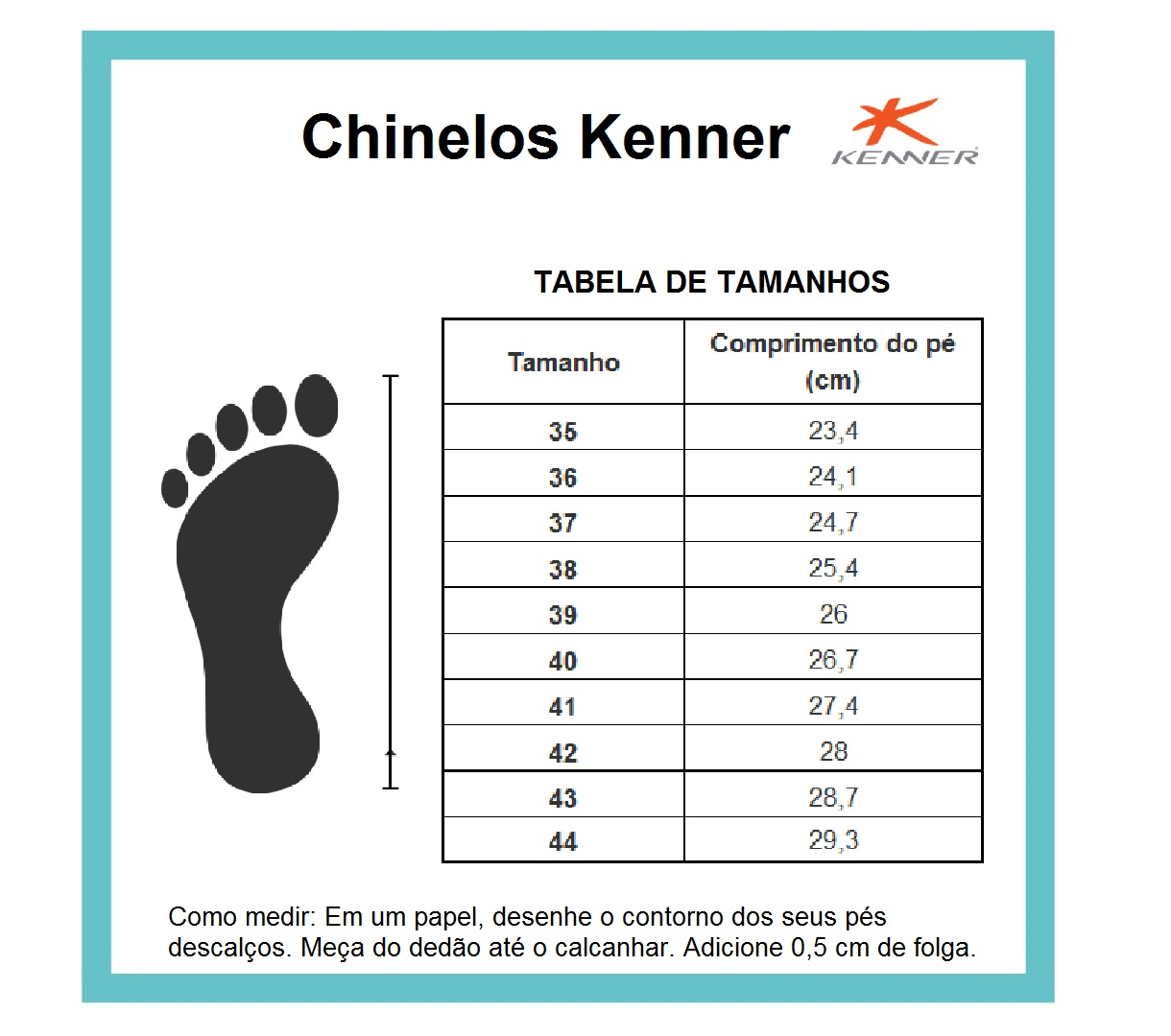 Chinelo Sandália Kenner Summer Black Preto Adulto Original