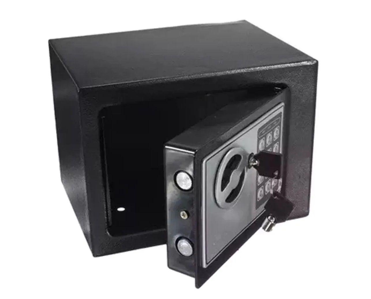 Cofre De Segurança 23x17 Eletrônico - Importway
