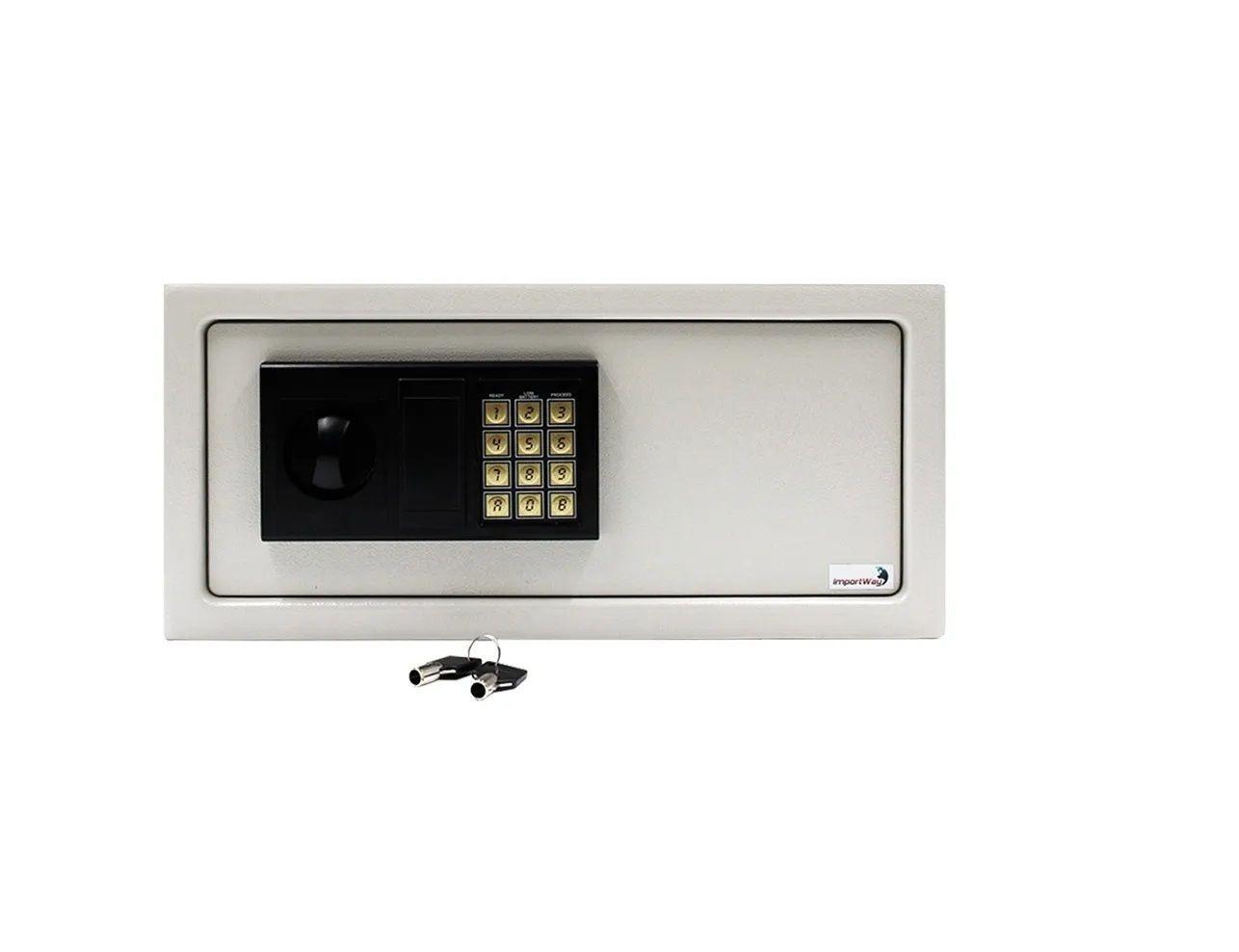 Cofre De Segurança Notebook 43x35 Sistema Digital - Importway