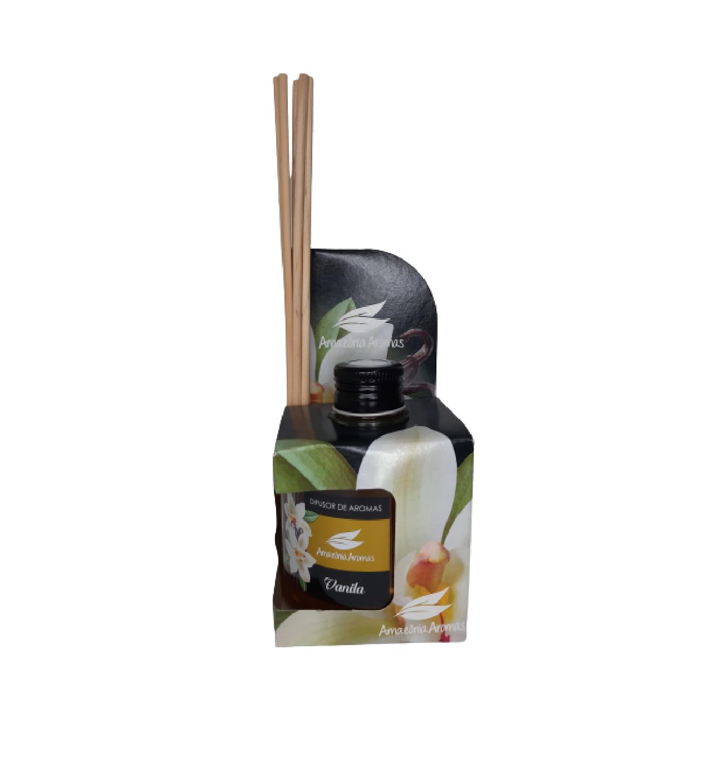 Difusor De Aromas Ambiente Amazonia Aromas Cheirinho 270ml Amazônia