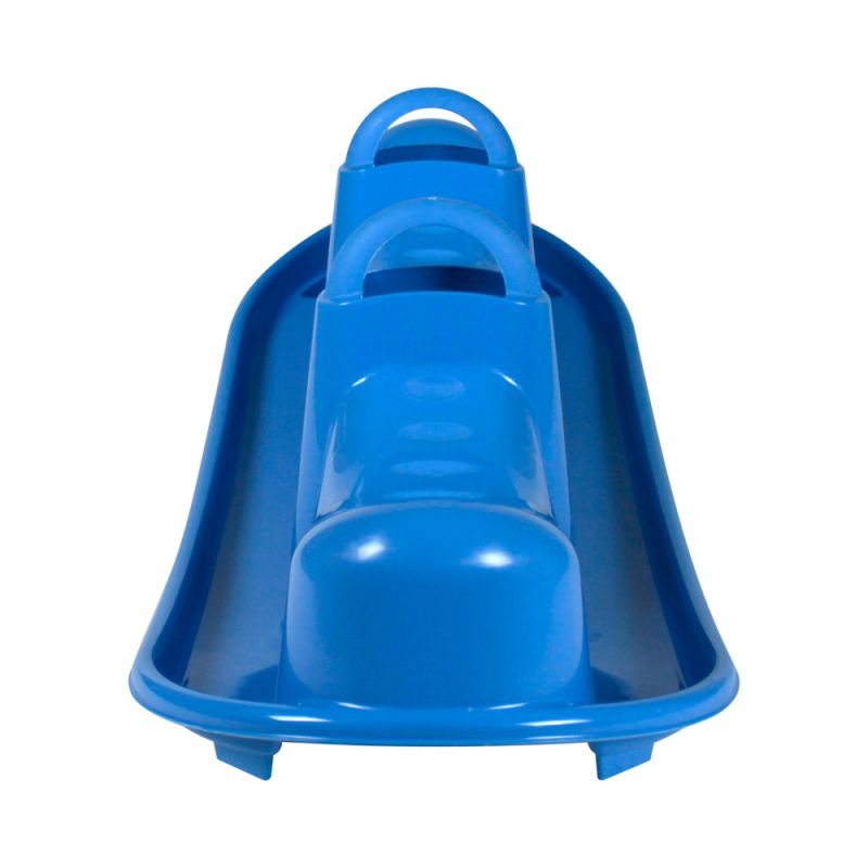 Gangorra Infantil 2 lugares Com Alça Azul - Belfix