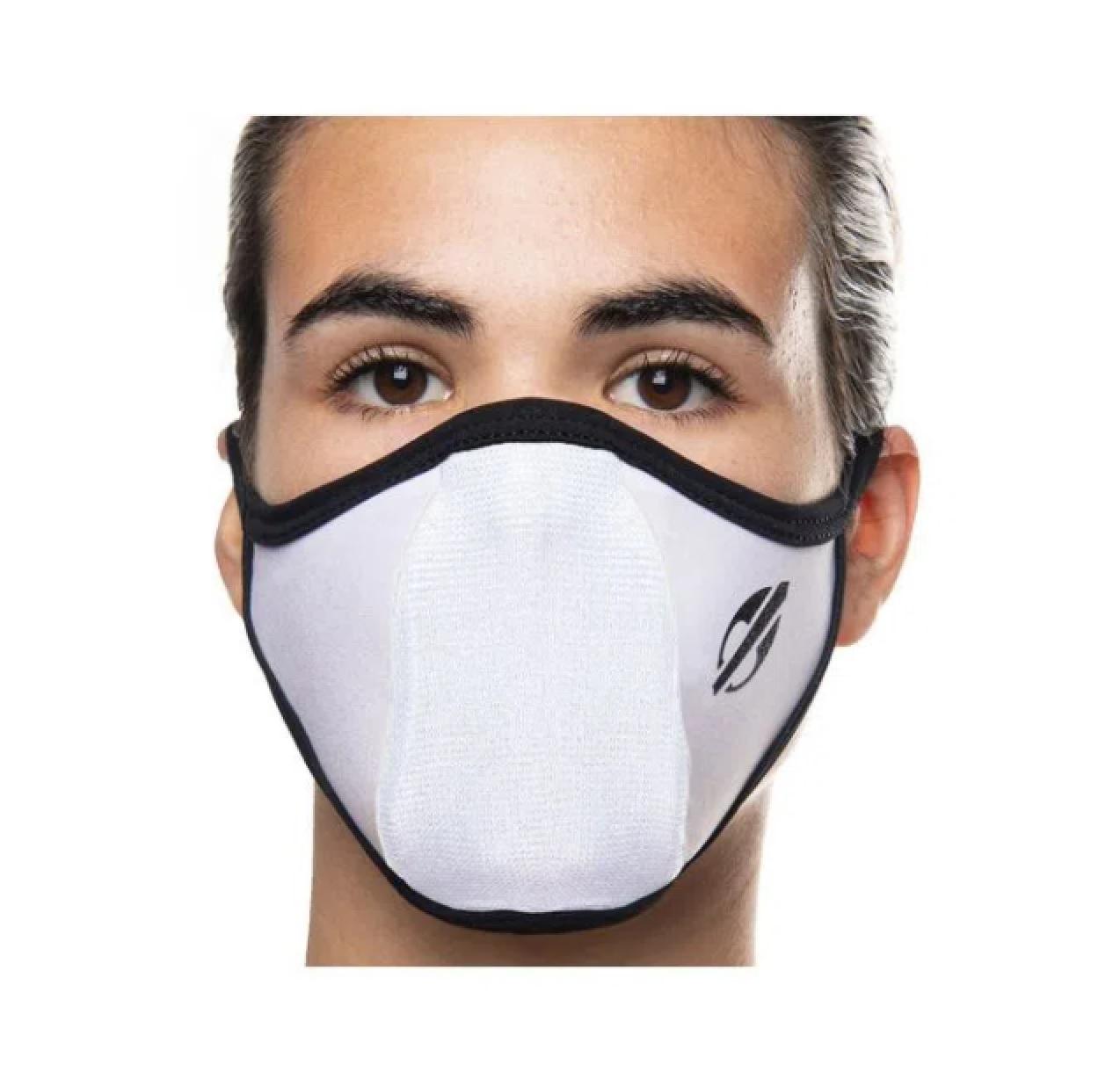 Mascara Facial Neoprene Dry Comfort Reutilizável Mormaii