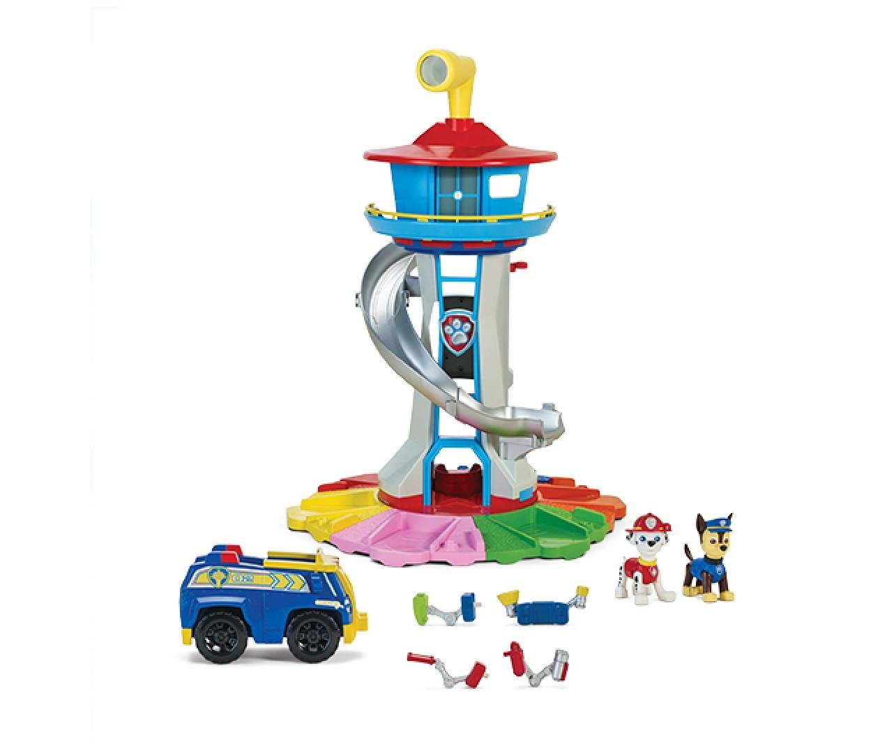 Mega Central Comando Farol Torre Patrulha Canina - Sunny
