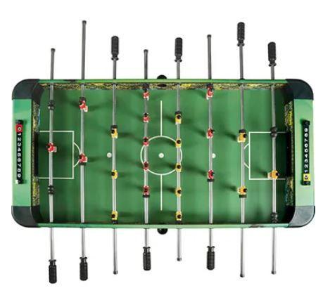 Mesa de Pebolim Stadium Green- MOR