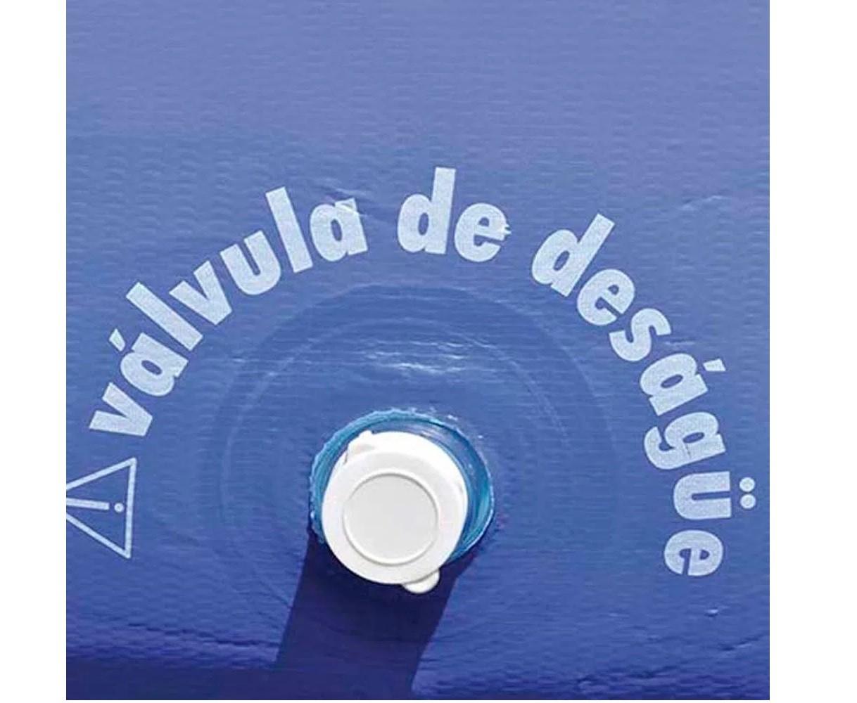 Piscina Inflável Redonda Lona 1400 Litros - Mor
