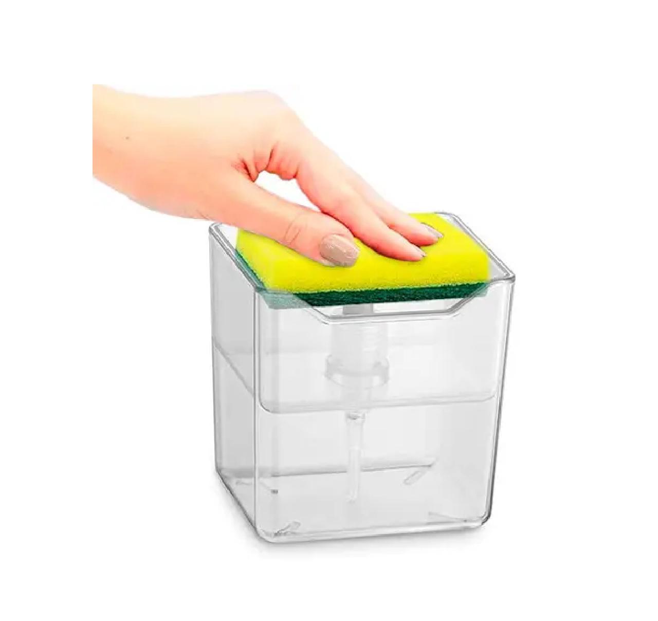 Porta Detergente Sabão Organizador Pia Cozinha Uz