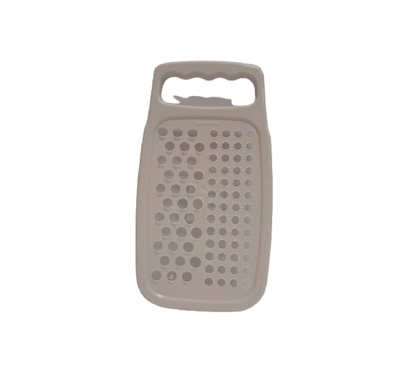 Ralador De Alimentos De Plástico Com Recipiente - Nitron