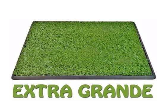 Refil de Grama Extra Grande Pet Park - Chalesco