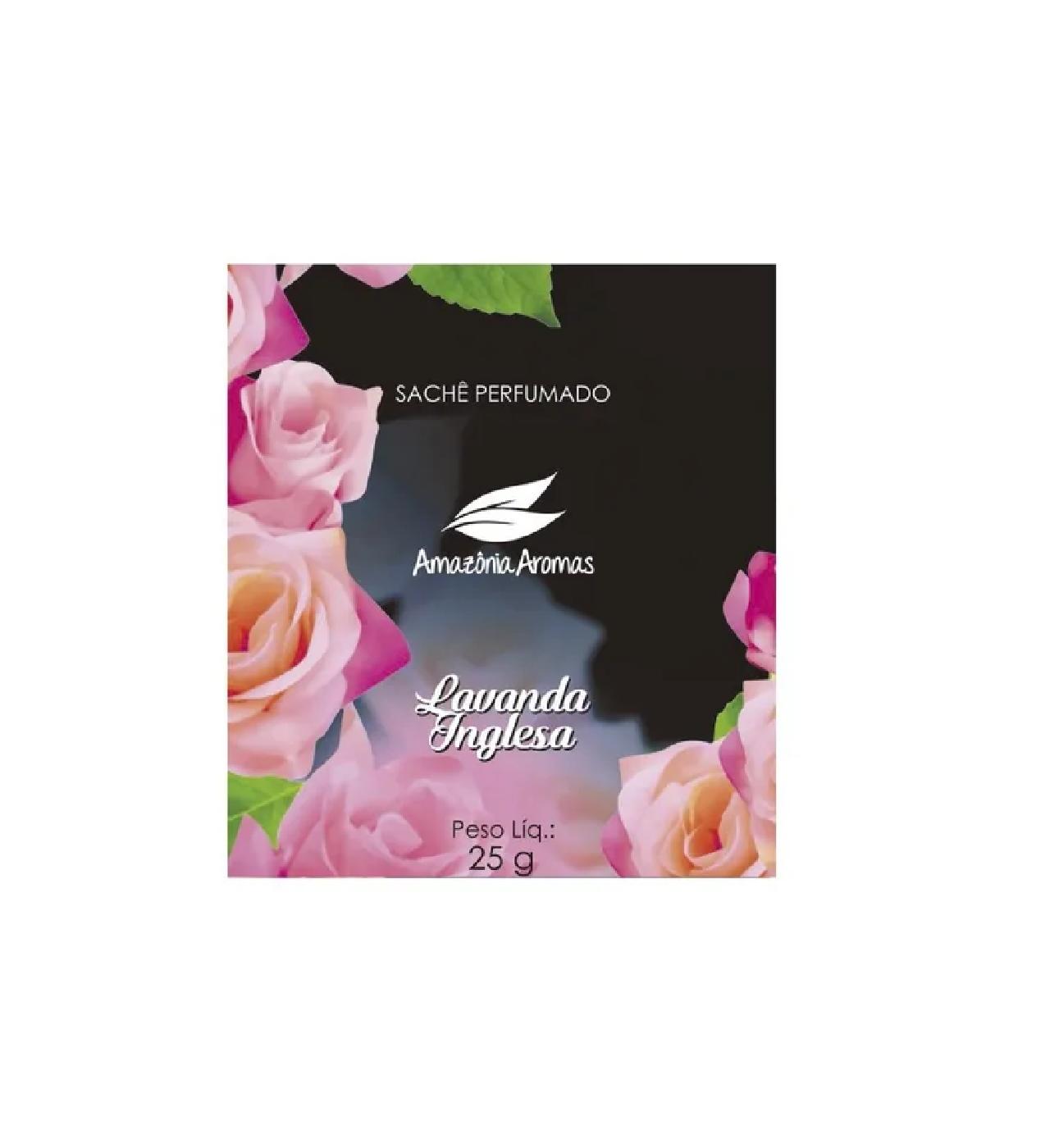 Sachê Perfumado 25 Gramas Amazônia Aromas