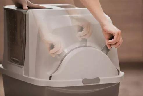 Sanitário American Pets para Gatos Easy Clean