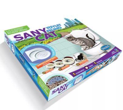 Sanitário para Gatos Sany Cat - Chalesco