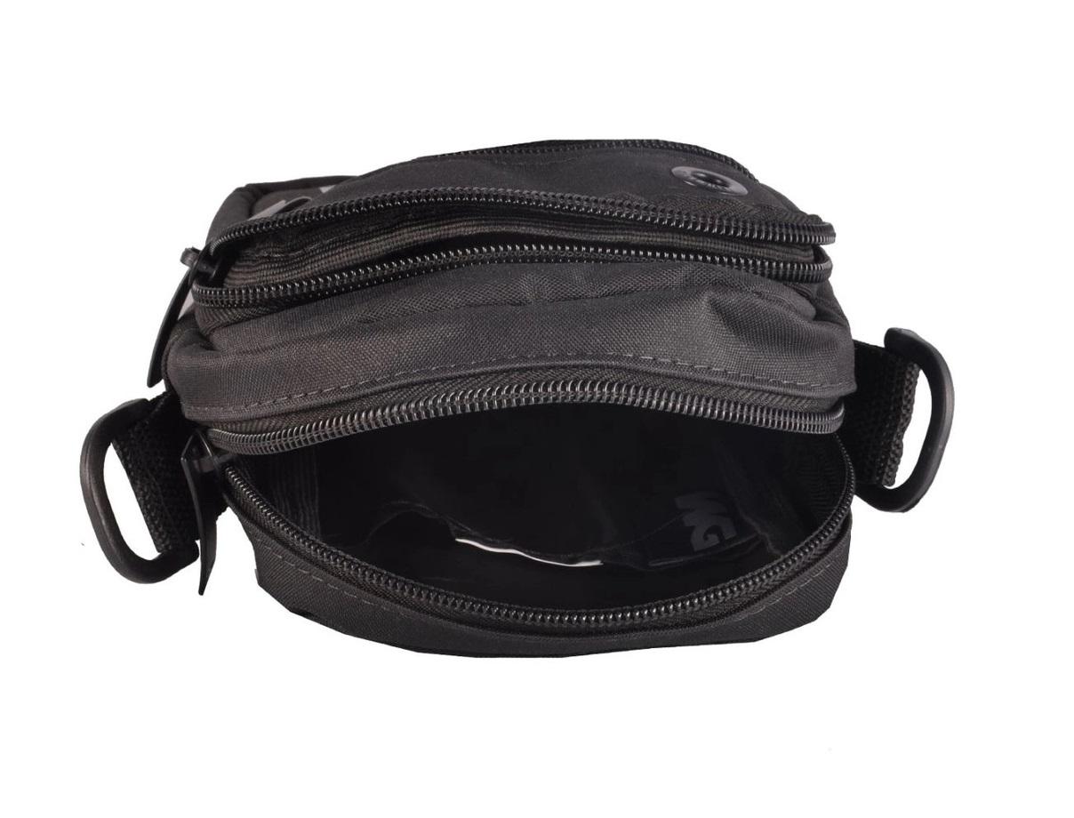 Shoulder Bag Mini Cool Bolsa Lateral Pochete Transversal - Wg