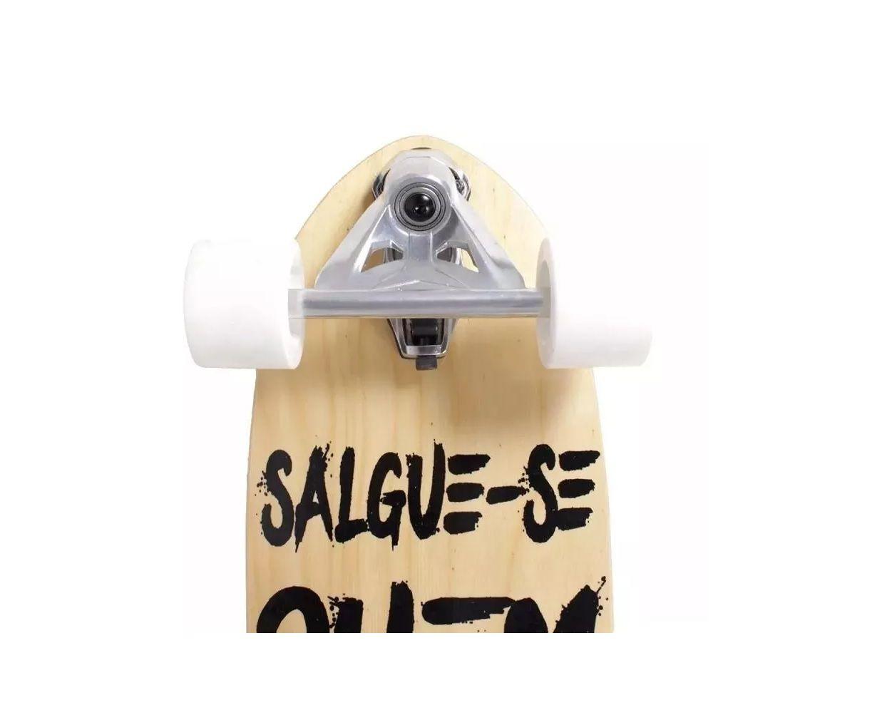 Skate Swingboard Simulador Salgue-se quem puder Mormaii