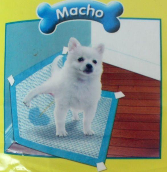 Tapete Higiênico Caninos Branco 50 Unidades