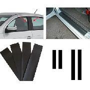 Adesivo Para Colunas E Soleiras Honda City 4p