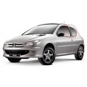 Adesivo Para Coluna Peugeot 206 207 2 Portas