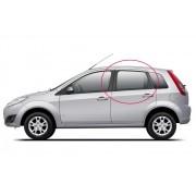 Adesivo Tuning Coluna Porta New Fiesta Hatch