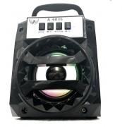 Caixinha Som Portátil Sd Usb Bluetooth Ltomex A-6036