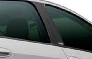 Adesivo Coluna Texturizado Honda Civic 4p