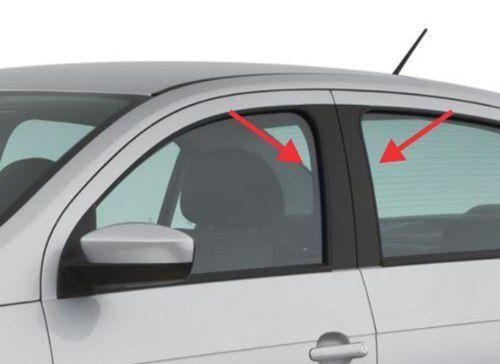 Adesivo Tuning Coluna Texturizado Peugeot 307 Sedan 4p