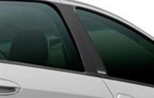 Adesivo Coluna Texturizado New Fiesta Sedan