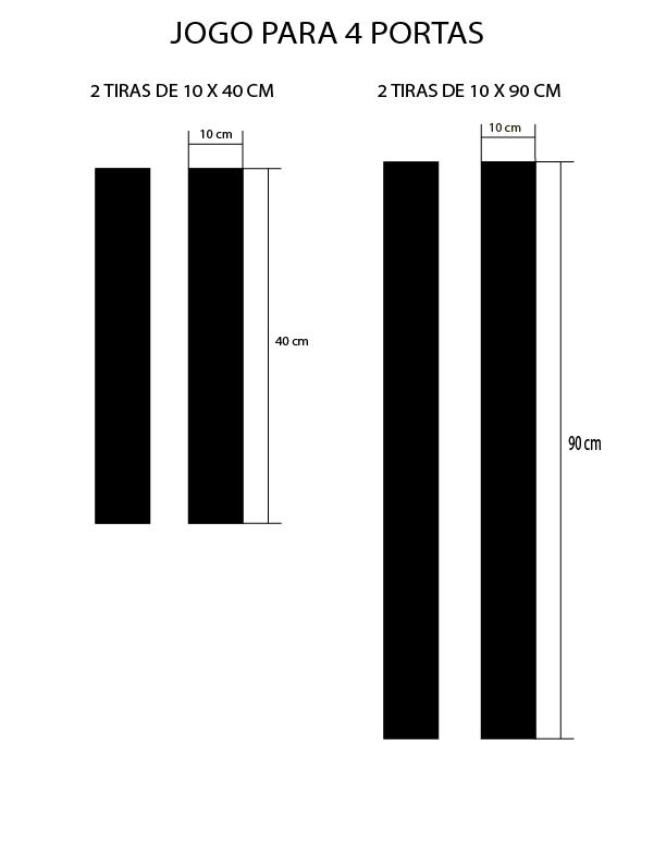 Adesivo Soleira Universal Para Carros 4 Portas