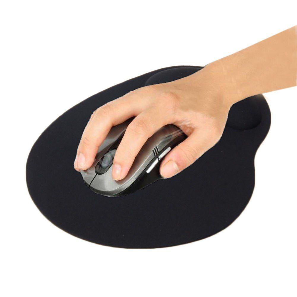 Mousepad Ergonômico Com Apoio Para Pulso