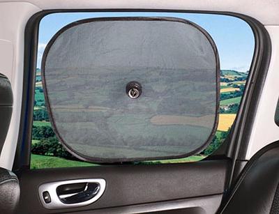 Protetor Solar Vidro Lateral Para Carros