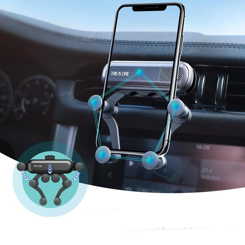 Suporte de Celular para Carro Saída de Ar