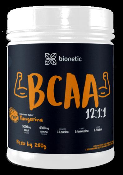 BCAA 12:1:1 250g Bionetic Sabor Tangerina